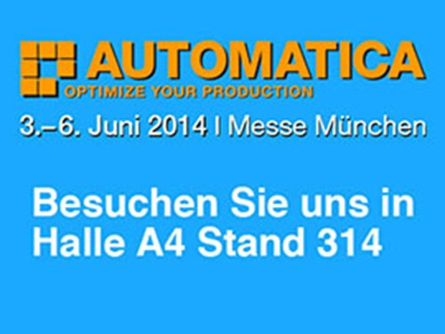 AXELENT Automatica 2014 th