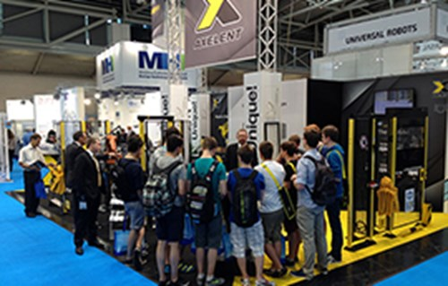 2014 AXELENT Automatica 1 th