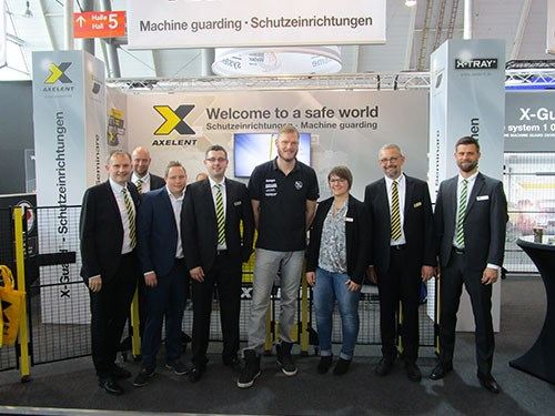 Axelent GmbH at Motek