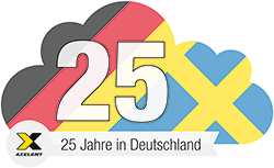 Axelent Germany 25 years